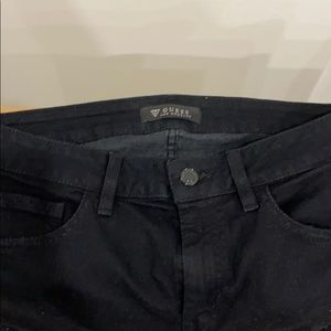 Guess regular/ high waisted jeans